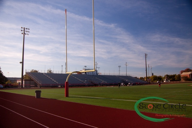 The Brockton Sports Foundation (Save Our Sports) contributed to erecting the light standards in Marciano Stadium in order to allow night football and soccer games at BHS.